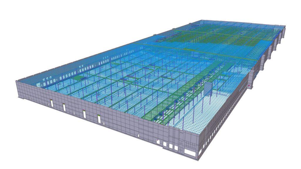crowne - Steel concrete & rebar detailing, Tekla structural design & consulting. JMT Consultants