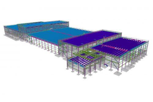 snap-006 - Steel concrete & rebar detailing, Tekla structural design & consulting. JMT Consultants