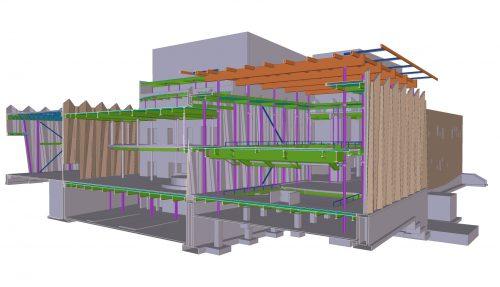 snap-086 - Steel concrete & rebar detailing, Tekla structural design & consulting. JMT Consultants